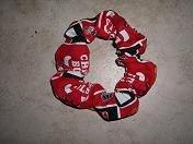 Chicago Bulls Hair Scrunchies For Ladies/Girls