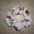 Hair Scrunchie - Arkansas Razorbacks