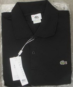 Lacoste Polo - Black