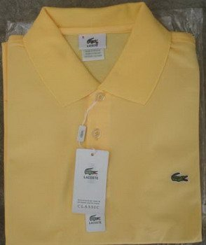 Lacoste Polo - Yellow