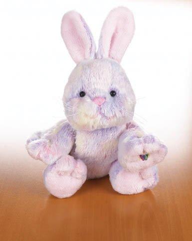 Webkinz Sherbet Sherbert Bunny Retired