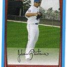 2008 Bowman BLUE Lyle Overbay (Blue Jays) #99 (#'d 312/500)