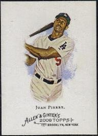 2008 Topps Allen & Ginter Khalil Greene (Padres) #74