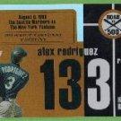 2007 Topps Baseball Road to 500 Alex Rodriguez (Mariners) #ARHR133