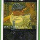 2007 Topps Baseball Homerun History Josh Gibson (Crawfords) HR230 #JG32
