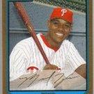 2007 Bowman Draft Picks & Prospects Gold Michael Taylor (Phillies) #BDPP37
