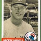 2007 Topps Baseball The Mantle Story Mickey Mantle (Yankees) #MMS29