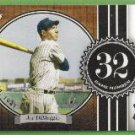 2007 Topps Baseball The Streak Joe DiMaggio (Yankees) JD32