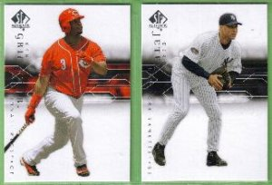 2008 Upper Deck SP Authentic Baseball David Wright (Mets) #38