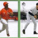 2008 Upper Deck SP Authentic Baseball Johan Santana (Mets) #67