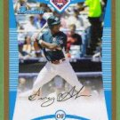 2008 Bowman Draft Picks & Prospects Gold Greg Golson (Phillies) #BDPP73