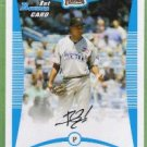 2008 Bowman Draft Picks & Prospects Casey Weathers (Rockies) #BDPP100