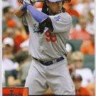 2009 Upper Deck Team Checklist Francisco Rodriguez (Angels) #497