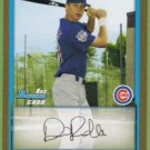 2009 Bowman Baseball Gold Prospect Andrew Rundle (Cubs) #BP56