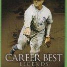 2009 Topps Baseball Career Best Legends of the Game Jimmie Foxx (Philadelphia Athletics) #LGCB-JF