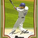 2009 Bowman Baseball Gold Andre Ethier (Dodgers) #150