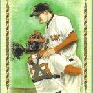 2009 Topps Allen & Ginter Baseball Highlights Jon Lester (Red Sox) #AGHS15