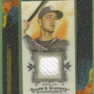 2009 Topps Allen & Ginter Baseball Game Used Jersey Ryan Braun (Brewers) #AGR-RJB