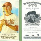 2009 Topps Allen & Ginter Baseball Mini A&G Back Troy Tulowitzki (Rockies) #14
