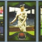 2009 Topps Update & Highlights Legends of the Game Rogers Hornsby (New York Giants) #LGU23