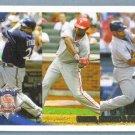2010 Topps League Leaders Prince Fielder Brewers, Ryan Howard Phillies, Albert Pujols Cardinals #42