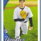 2010 Topps Baseball Rookie Luis Durango (Padres) #97