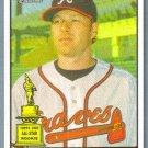 2010 Topps Heritage Baseball Tommy Hanson (Braves) #395