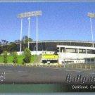 2010 Upper Deck Baseball Oakland Athletics Ballparks (Athletics) #560