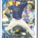 2010 Topps Baseball Jered Weaver (Angels) #466