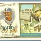 2010 Topps Allen & Ginter Baseball This Day in History Ken Griffey Jr (Mariners) #TDH27