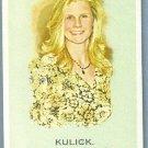 2010 Topps Allen & Ginter Baseball Kelly Kulick (Bowler) #9