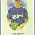 2010 Topps Allen & Ginter Baseball Clayton Kershaw (Dodgers) #275