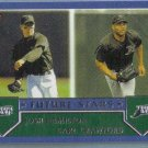 2010 Topps Update The Cards Your Mom Threw Out TCYMTO Josh Hamilton & Carl Crawford (Rays) #CMT168