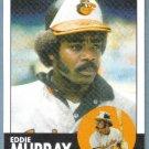 2010 Topps Baseball Vintage Legends Eddie Murray (Orioles) #VLC37