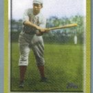 2010 Topps Baseball Vintage Legends Tris Speaker (Red Sox) #VLC49