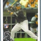 2010 Topps Update Baseball Rookie Danny Valencia (Twins) #US191