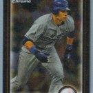 2010 Bowman Chrome Baseball Ian Kinsler (Rangers) #160