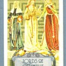 2010 Topps Allen & Ginter Baseball Mini Lords of Olympus The Fates #LO23