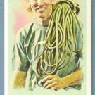 2010 Topps Allen & Ginter Baseball Mini A&G Back Hans Florine (Climber) #128