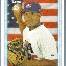 2010 Bowman Draft Picks & Prospects 1st Bowman Card USA Nelson Rodriguez (Team USA) #BDPP107