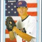 2010 Bowman Draft Picks & Prospects 1st Bowman Card USA Lucas Sims (Team USA) #BDPP109