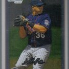 2010 Bowman Chrome Baseball 1st Bowman Card Anderson Hidalgo (Twins) #BCP159