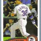 "2011 Topps Baseball ""AL MVP"" Josh Hamilton (Rangers) #29"
