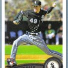 2011 Topps Baseball Rookie Scott Cousins (Marlins) #287