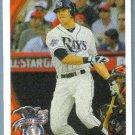 2010 Topps Update Baseball AL All Star John Buck (Blue Jays) #US108