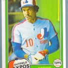 2011 Topps Baseball 60 Years of Topps Andre Dawson (Expos) #60YOT-30