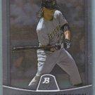 2010 Bowman Platinum Adrian Gonzalez (Padres) #48