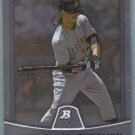 2010 Bowman Platinum Victor Martinez (Red Sox) #67