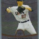 2010 Bowman Platinum Collegiate National Team Jason Esposito (USA) #PP34