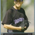 2011 Bowman Baseball Topps 100 Rookie Rex Brothers (Rockies) #TP5
